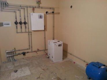 профессиональный монтаж отопления, водоснабжения и канализации!! устан в Бишкек