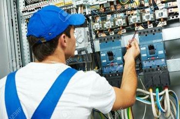 Электрика электрик электрик электро-монтаж от и До! в Бишкек