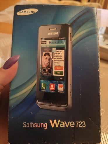 Samsung S7230E Wave 723 | Сенсорный | Сенсорный | Сенсорный