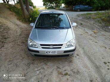 Hyundai Getz 1.1 l. 2003 | 193582 km