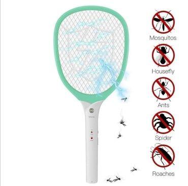 Reket - Srbija: Rešite se neugodnih insekata u trenu pomoću inovativnog aparata protiv