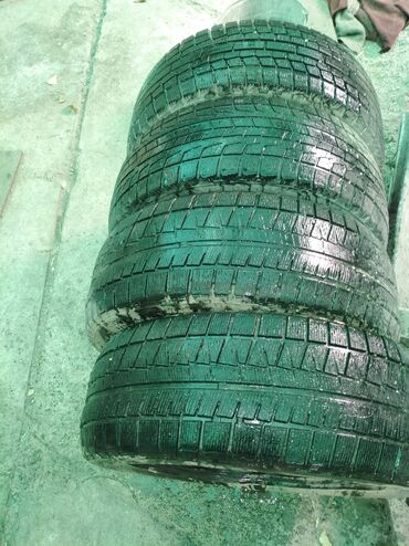 шины 205 55 r16 зима в Кыргызстан: Продаю 205 55 R16
