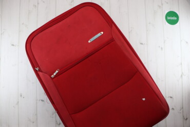 Дорожня сумка на коліщатках Roncato   Висота: 98 см Довжина: 68 см Шир