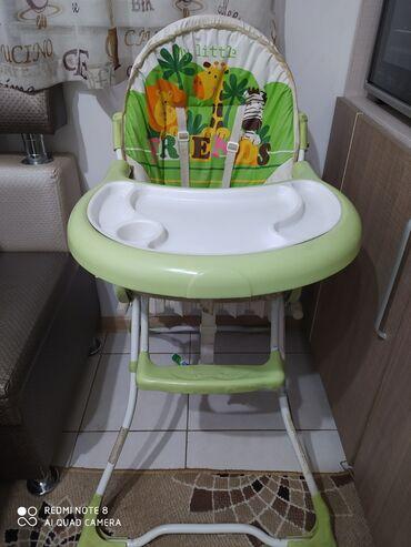 Продаю стульчик для кормления в хорошем состоянии за 1800 с ( брала за