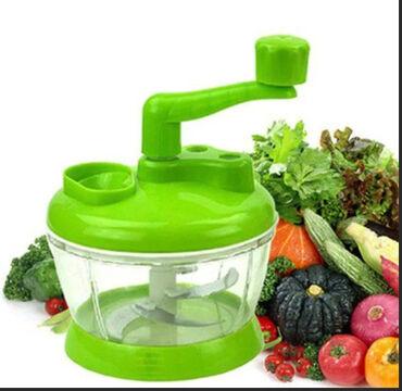Времена ручной чистки овощей давно позади. Пора воспользоваться