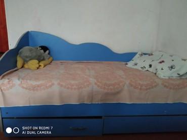 Продаю детскую кровать в хорошем в Кара-Балта