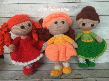 Интерьерные куклы в Бишкек