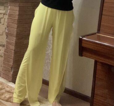 Ооочень необычные и красивые штаныОни новые с этикеткой Ткань приятная