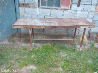 инструменты в Кыргызстан: Слесарный стол