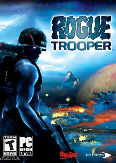 Pc igra rogue trooper  (2006) - Beograd
