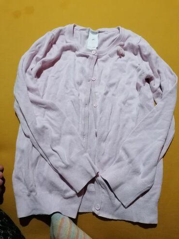 Ostala dečija odeća | Velika Plana: Dzemperic tanji za devojcice, secerno roze boja. Velicina uslikana na