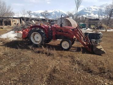 Продаю японский трактор Yanmar 3110 в Каракол