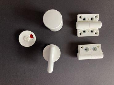 средство для уличных туалетов в Кыргызстан: Новая фурнитура для туалетных кабинок производства Германии Комплект н