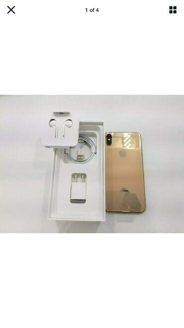 Apple Iphone XS Max Голд 512 гигабайт