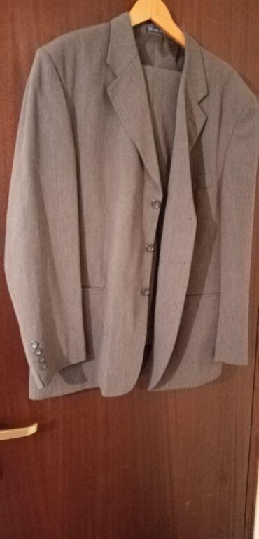 Postavljen duks tanja jakna broj a - Srbija: Više pari muških odela i sakoa. Izuzetno očuvana garderoba, kao nova