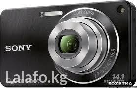 Б/У Sony  DSC-W350 Cyber-shot в Бишкек