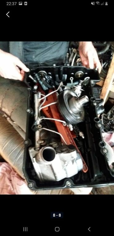 - Azərbaycan: BMW motor F-30. 2,8 Twin turbo ehtiyyat hissələri.Blok - 1 ədədSbor