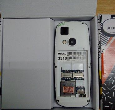 NOKIA 3310 (dual-sim 2017)IMA SRPSKI MENI.Novi telefoni u fabrickoj - Beograd - slika 8