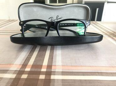 Продаю б/у оригинальные очки Ray-ban wayfarer. Стёкла стоят нулевки от