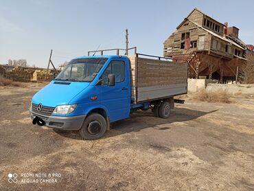 busy i sergi в Кыргызстан: Mercedes-Benz Sprinter Classic 2.9 л. 2000 | 693215 км