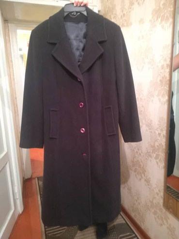 Продаю турецкое кашемировое пальто в Бишкек