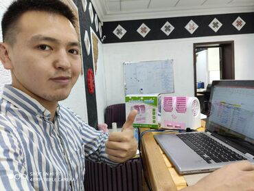 rubashki hb в Кыргызстан: Кондиционер портативный MINI FAN HB 168  Портативный охладитель воздух