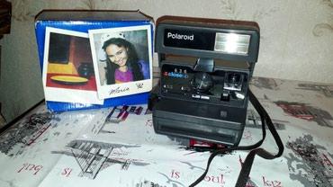 philips 636 - Azərbaycan: Foto aparat Polaroid 636.cox az ishlenib yeni kimidir. color