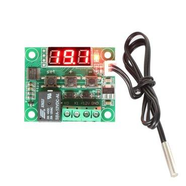 sumku dc meilun в Кыргызстан: Электронный регулятор температуры - термостат (терморегулятор)питание