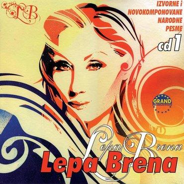Cd lepa brena izvorne narodne pesme - Beograd