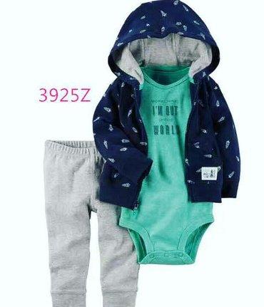 Детская Одежда, Carter's 6,9,12,18,24m  в Бишкек - фото 6