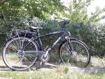 Электровелосипед из европы в Бишкек