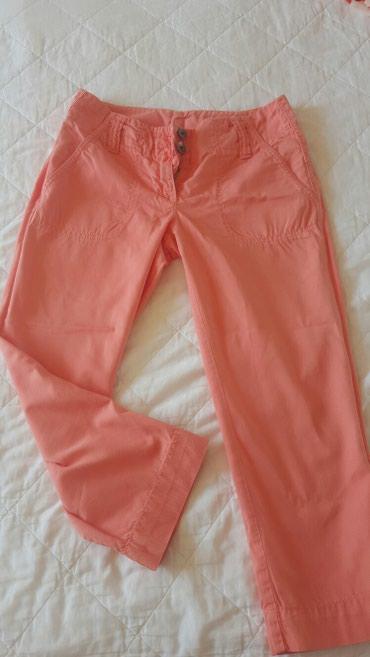 Beneton, mango, access pantalone sedamosmina, vel s - Nis