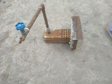 Печи и камины - Кыргызстан: Продаю печку работает на спирте