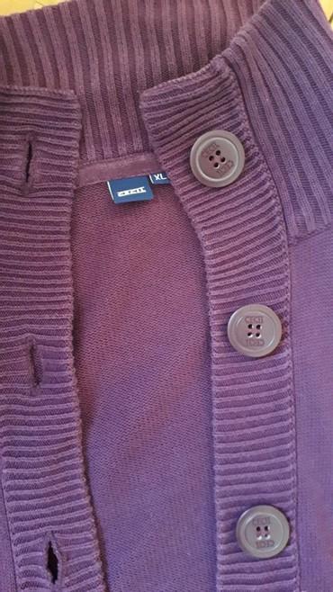 Cecil dzemper   kao jakna..xl ocuvan - Crvenka