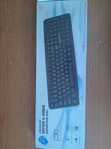 Электроника - Буденовка: Продаю клавиатуру. Colorvis C30-качественная и бюджетная модель