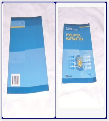 Dvd za auto - Srbija: K.1.6. Poslovna matematika21.9.21.9.Autori: Dr Silvia Likavec, dr