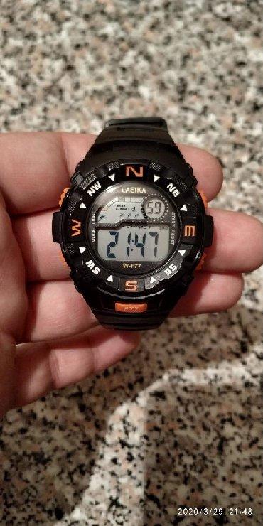 Brend saat. Yeni. Marka. LASIKA W- f77. bu marka nadir olur w-