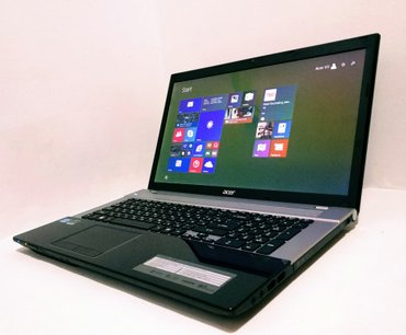 Bakı şəhərində Acer v3 ultrabook-u, təzə kimidi ,super veziyyetde, 28gb ram / 256gb