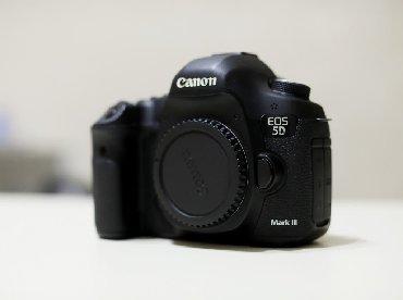 canon 5d mark в Азербайджан: Canon 5D Mark III. Mark 3.Ideal veziyyetdedir.67 min probegi var.Bu