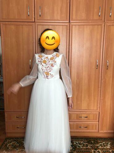 Продаю очень красивое платье на кыз узатуу. Одевала 1 раз. Состояние
