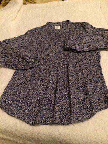 Блузка-рубашка. Индия. 48-50р б/у.  800с   т. в Токмак