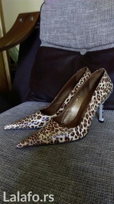 Cipele br. 37 odgovaraju broju 38 bez ikakvog oštećenja, kao nove - Belgrade