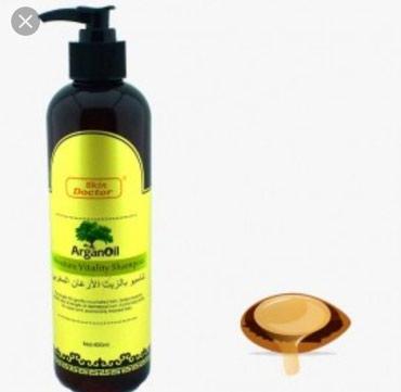 Bakı şəhərində Dr skin argan şampunu:saçları yumşak,sağlam saxlayır.Bir az guru