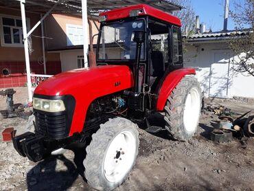 Сельхозтехника - Б/у - Бишкек: Сатылат трактор юто 554 . 2012 жыл