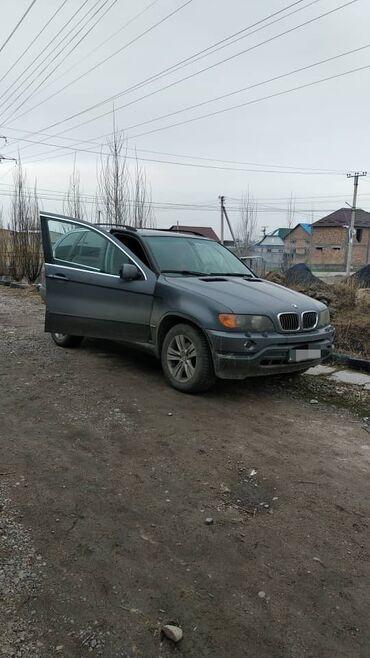 BMW X5 4.4 л. 2000