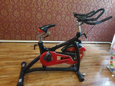 Продаю велотренажёр фирмы konlega, почти новый пользовались несколько