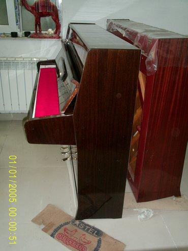Bakı şəhərində Rösler Piano satilir Uc Pedalli