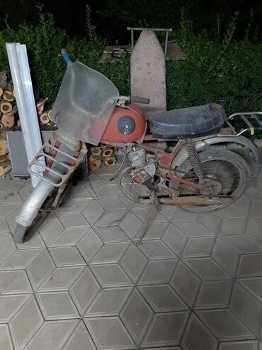 Транспорт - Маевка: Продаю мопед