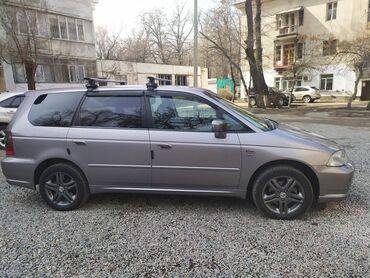 Honda Odyssey 3 л. 2003   180000 км