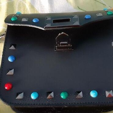 Bez torbica - Srbija: Potpuno nova kozna torbica,bez ostecenja